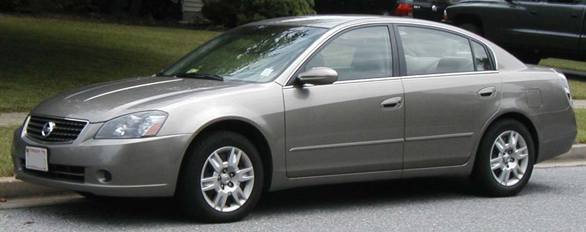 Awesome 2005 Nissan Altima