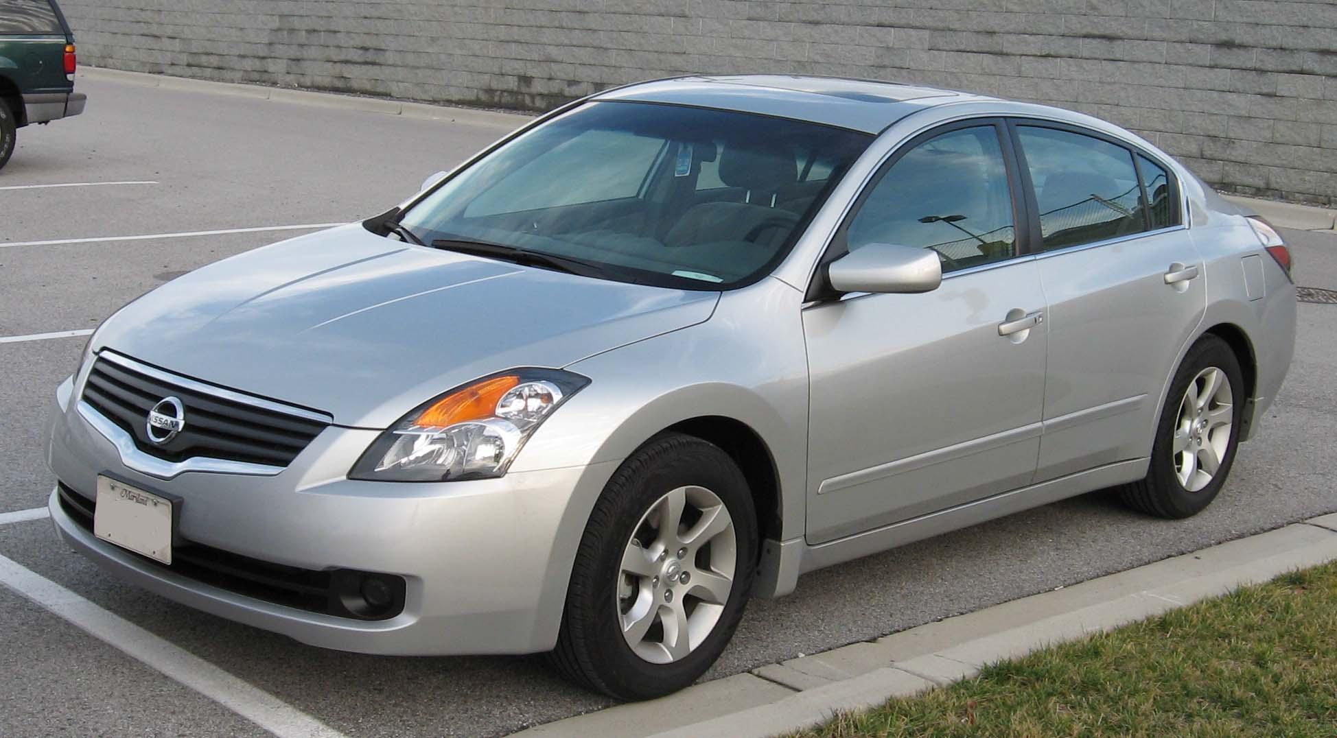 2007 nissan altima pic | Nissan Auto Cars
