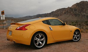 Nissan 350Z 2010