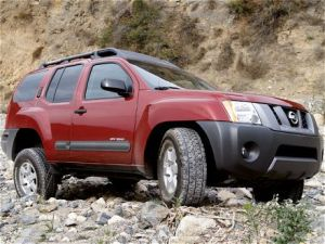 nissan off road xterra