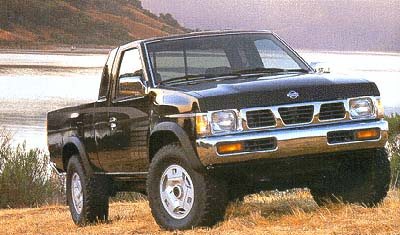 Nissan on Nissan Frontier  Class  Compact Pickup Truck  1986 1997  Nissan
