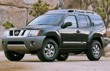 Nissan on Nissan Xterra In The Nissan Lineup The Xterra Is Priced Between The