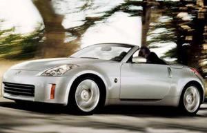 2009 Nissan 350z Images