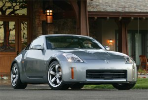 2009 Nissan 350z Photos