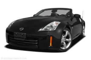 2009 Nissan 350z Pics
