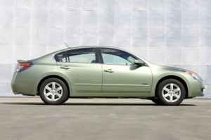 2009 Nissan altima Images
