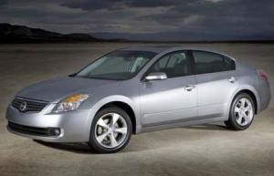 2009 Nissan altima Pics