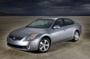 2009 Nissan altima Pictures