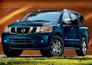 2010 Nissan Armada Pics
