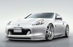 Nissan 370 z Photos