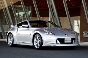 Nissan 370z Images