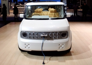 Nissan cube Pictures