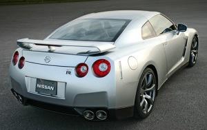 Nissan skyline 2009